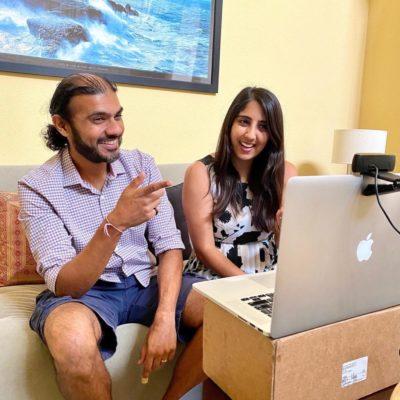 Jain Connect Singles Mixer