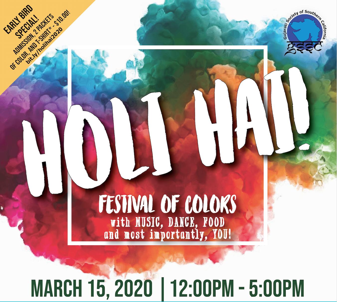 Holi Hai Festival of Colors