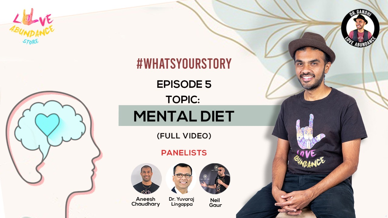 What's Your Story: Mental Diet THUMBNAIL