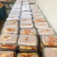 45,000 MEALS DONATED