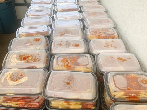 These meals are distributed to the unhoused population residing in Skidrow, Venice Beach, Compton, Silver Lake and other underserved areas in Los Angeles.