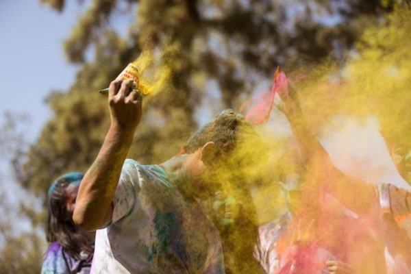 Holi 2019 was a signature youth event that combined elements of quality music, with delicious food and dance. THIS ONE WILL BE REMEMBERED!