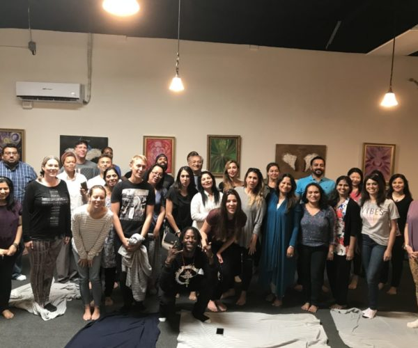 Full Chakra Activation in Irvine, California with Chakra Doctor and Dr Varun Gandhi