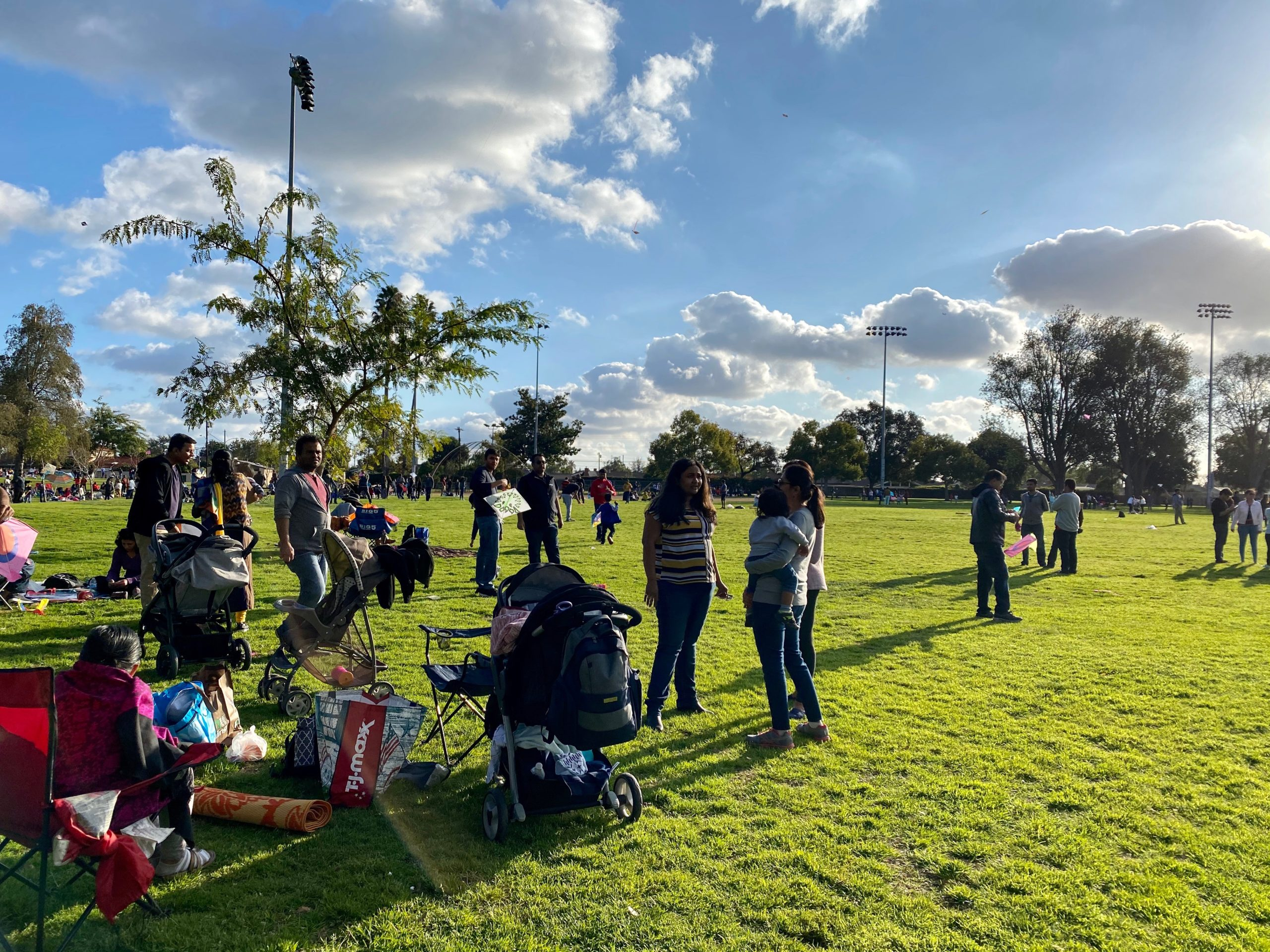 Uttarayan 2019 was attended by over 1,000 kite-flying enthusiasts in the Los Angeles and OC areas.
