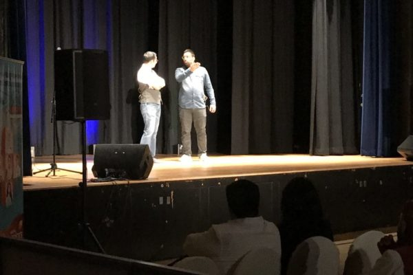 Stand up comedy night with Manan Desai and Ojas Rawal