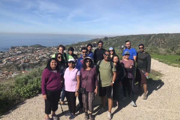 Hiking was our culture at GSSC