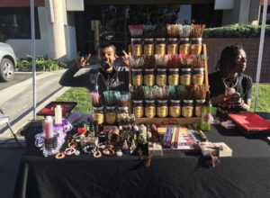 Love Abundance Store setup with Dr Varun Gandhi and Chakra Doctor
