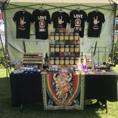 Love Abundance Store setup with Dr Varun Gandhi and Chakra Doctor