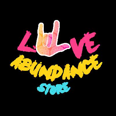 Love Abundance Store logo small
