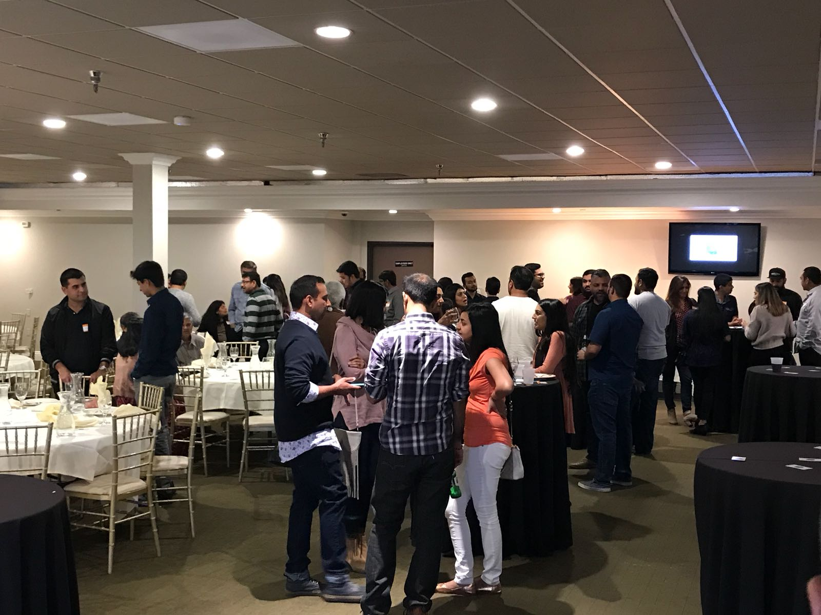 First networking session of GSSC