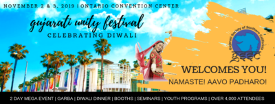 gujarati unity festival banner