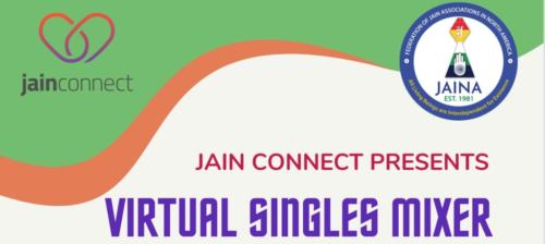 Jain Connect Banner