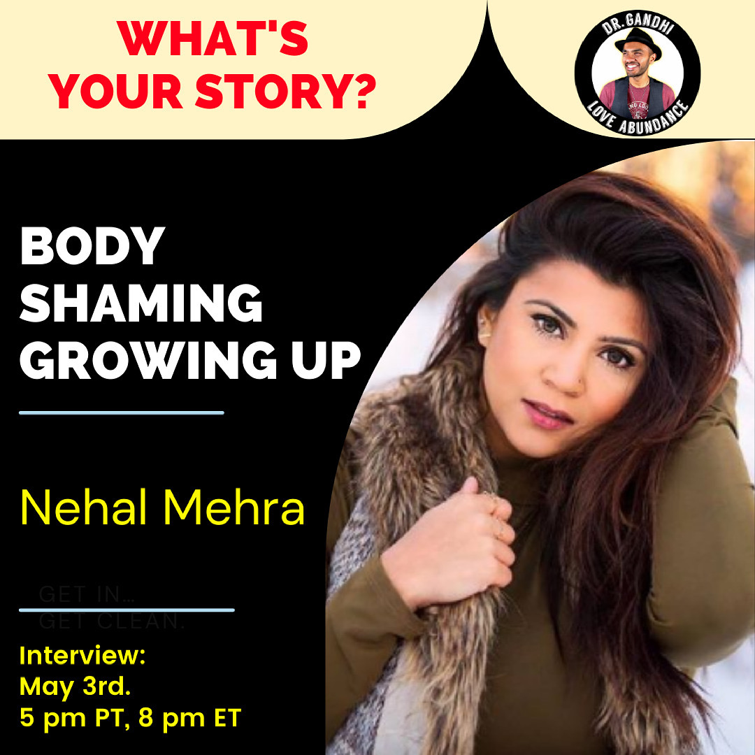 Nehal Mehra Whats Your Story